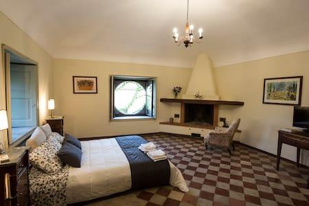 Tenuta del Gelso - Senator's room - Catania - Oda + Kahvaltı