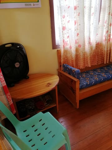 Quadrants Room within Inn Maugay