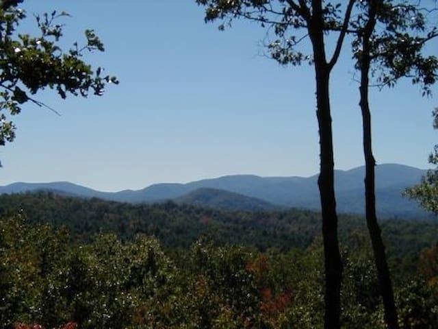 Fabulous Blue Ridge Mountain Cabin - Morganton - Kisház