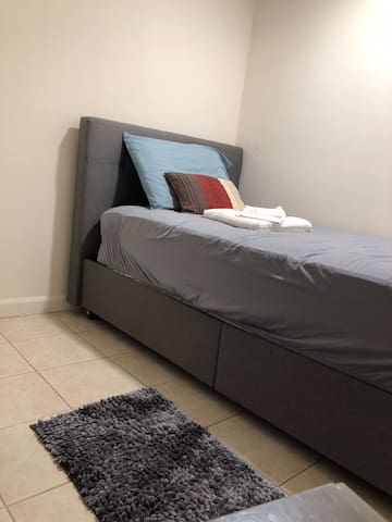 JFK Tiny Room to sleep