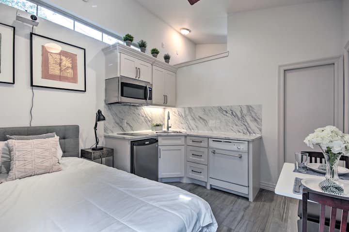 NEW! Houston Haven Near Dtwn Attractions + Parks!