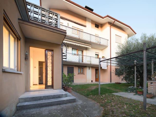 Appartamento con giardino a Monfalcone - Staranzano - Ev