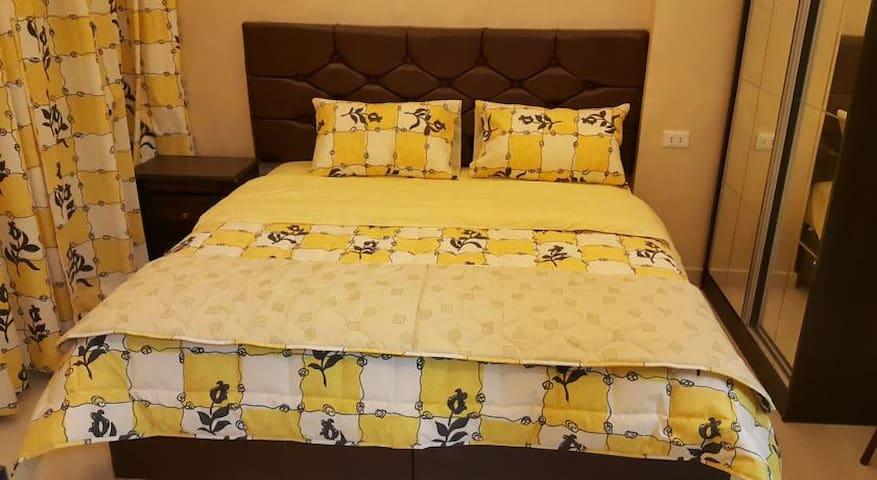 Budget, simple rustic rooms in Amman Jordan - Amán - Bed & Breakfast