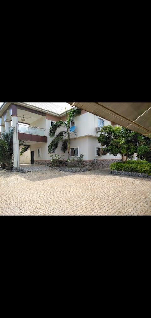 Lousiana guest Inn. A quite and serene space