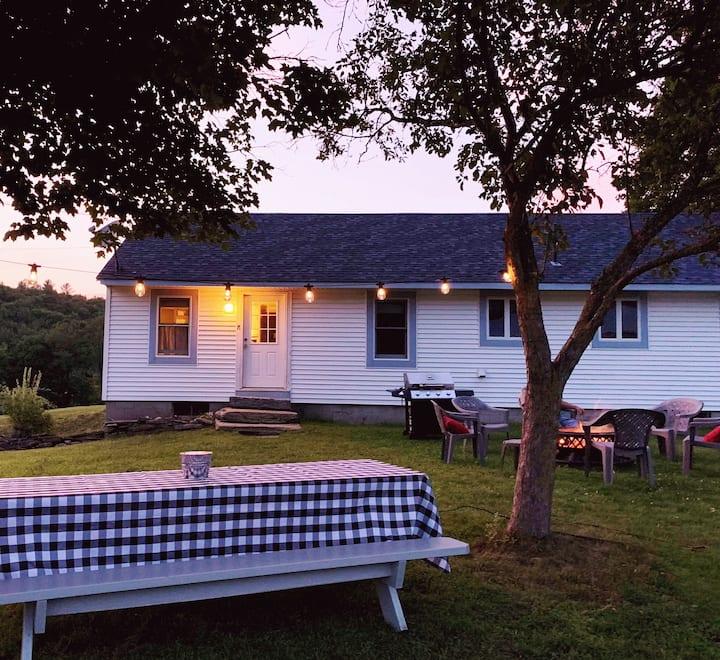 "Adams Farm-""The Little Farmhouse"""