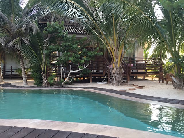 Luxury, Quiet and Exclusive Beach House - Yucatan - House