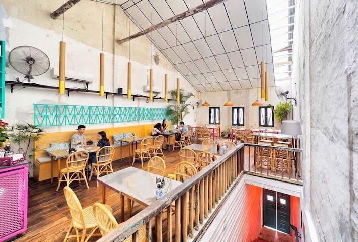 Cafe time - Merchant lane cafe