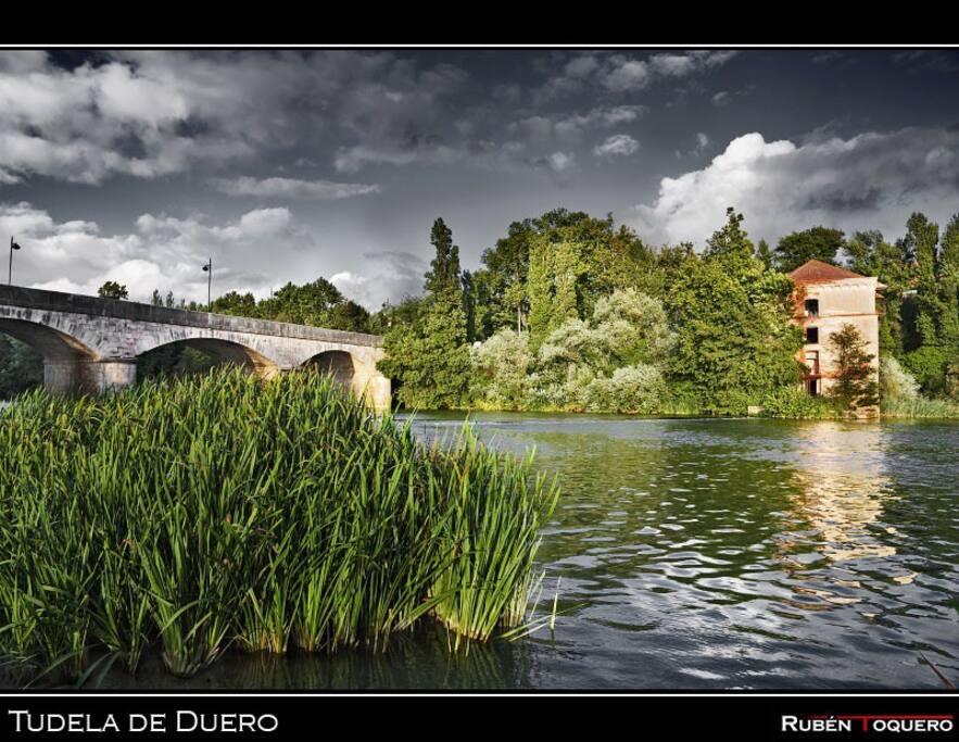 puente sobre el Duero.