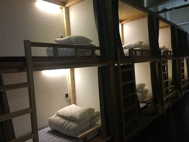 International Budget Hostel in Okinawa  - Mix Dorm