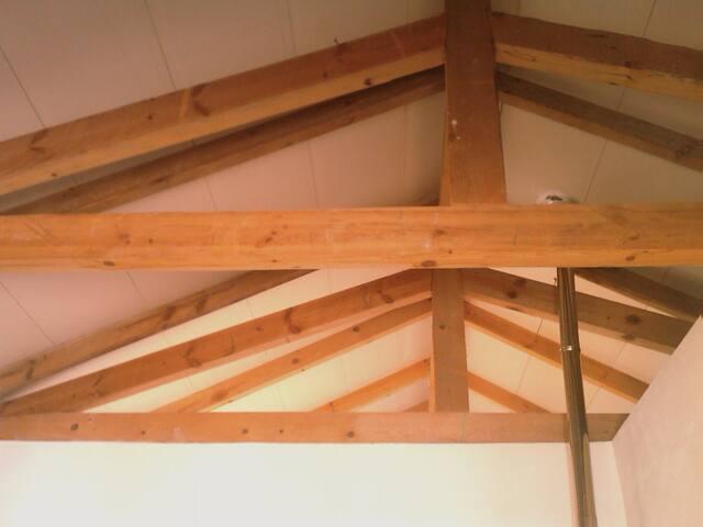 tecto da sala de estar - resting room roof