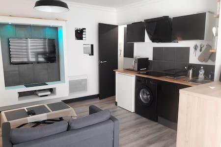 Appartement calme situé au Touquet-Paris-plage