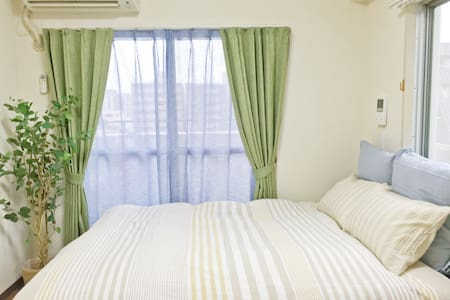 5min Shijo|Center|Free WiFi|Great view|Hotel bed - Nakagyō-ku, Kyōto-shi