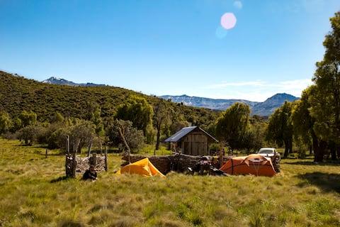 El Maitenal Camping & Climbing