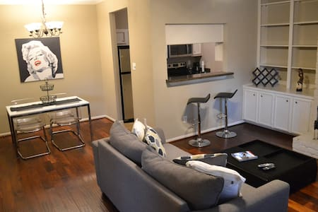 Expat Apartment in the Galleria- Longer Term Lease - Houston - Appartement