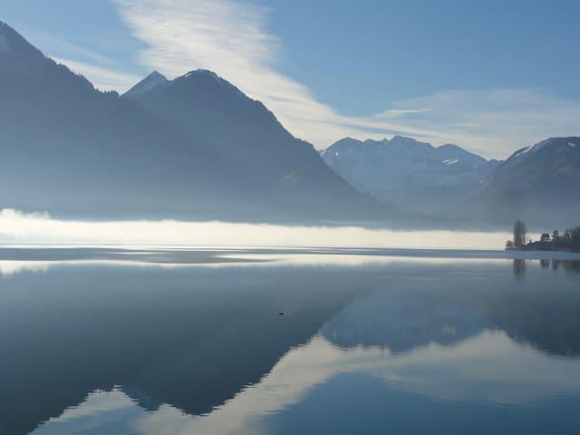 Blick auf See und Berge - Sarnen - Casa