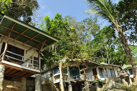 Sea View Fan bungalow - Ao Nang - Bungalow