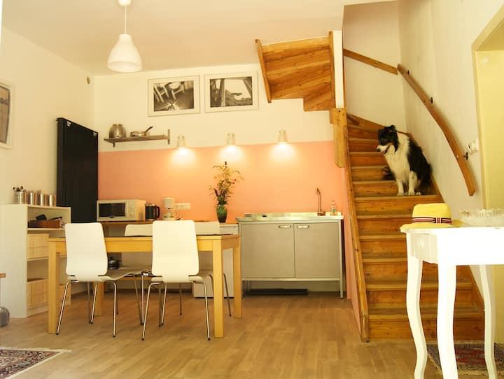 70m2 Appartement  with garden in Vienna