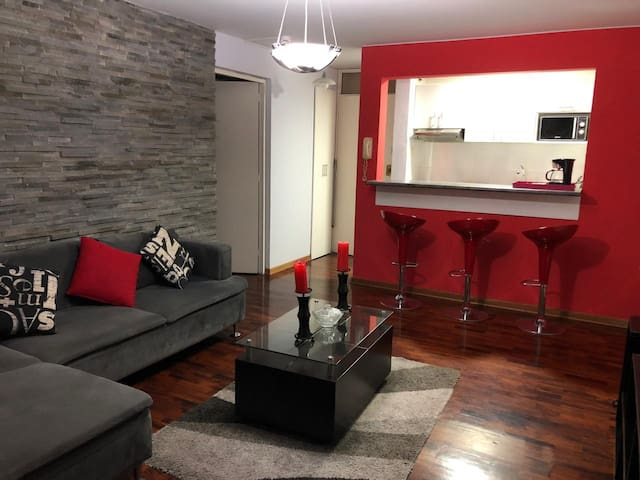 Apartamento-Garcia  (Apartment in Miraflores)