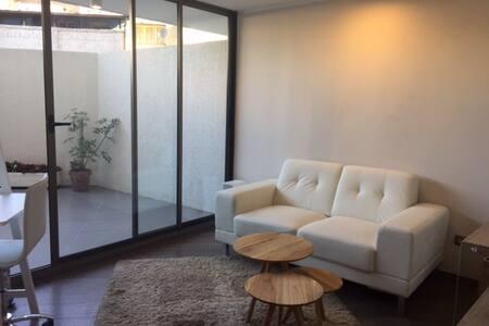 AMPLIO Y MODERNO DEPARTAMENTO EN SANTIAGO CENTRO - Santiago - Apartment