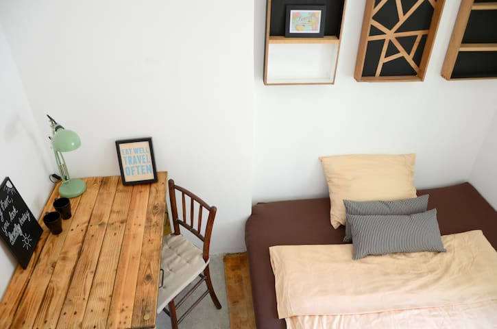 Garden House - Small double room with cute details - Bled - Apartment
