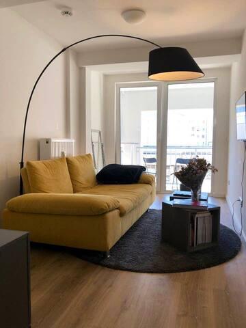 Stilvolles 55 m2 Appartement in perfekter Lage