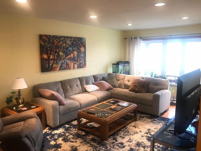风城舒适的家