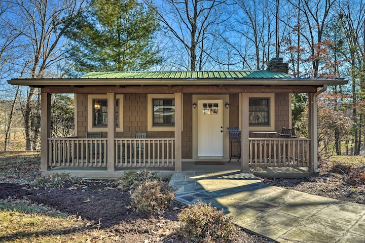 NEW! Berkeley Springs Haven w/ Sleepy Creek Access