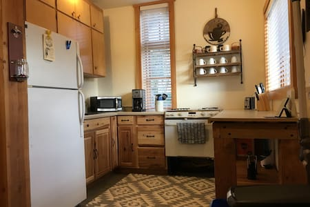 Renovated Historic 2 bed on Skagit River - Rockport - Apartment