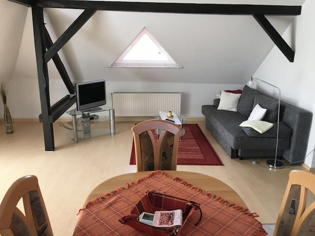 Ferienwohnung von Gunter und Gabi - Colditz - Condominium