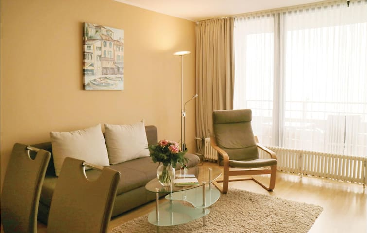 Holiday apartment with 1 bedroom on 53 m² DBA158