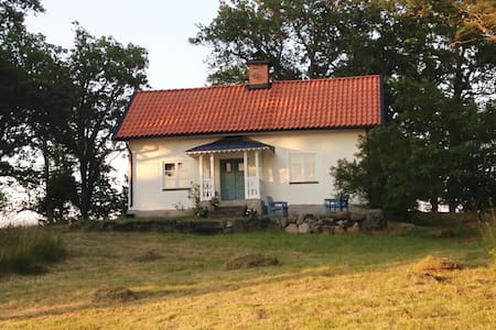 Lovely 19th Century Cottage on Small Island, Gryt