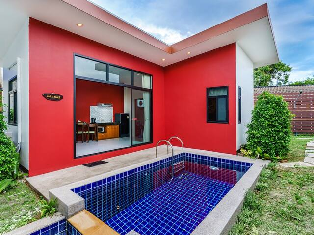 1LA# 1 Bedroom - Lanna Pool Villa
