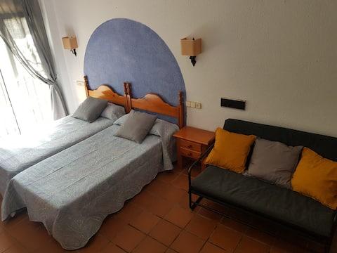 Acogedor apartamento en la Aldea del Rocío