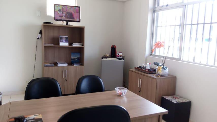 Sala/escritório compartilhado em Contagem