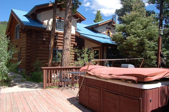 Westcliffe Log Home - Westcliffe - House