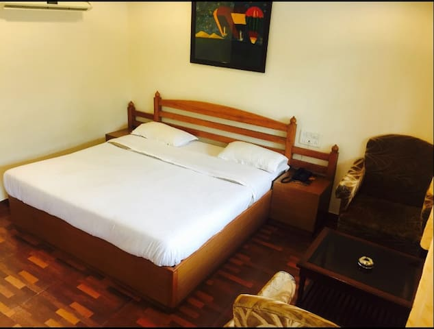 Comfortable rooms with all the Amenities at Sunset