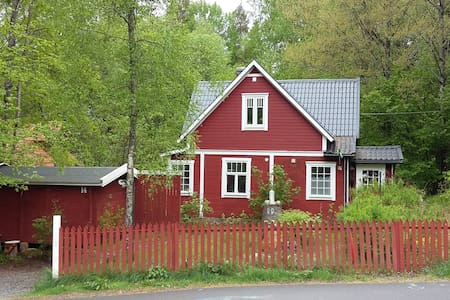A lovely old house, only 15 km from Sthlm - Österhaninge