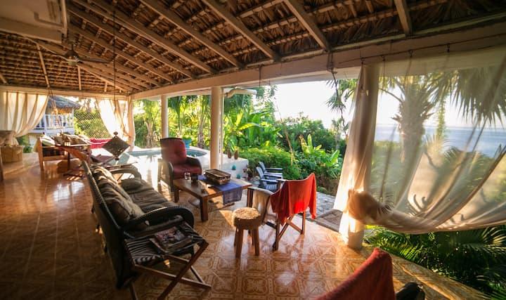 Chic Chateau's Safari Room, Jacmel
