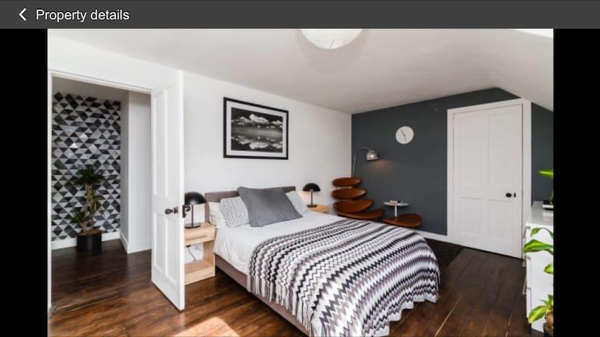 Large Room in Modern Granite Home - Peterculter - Ev