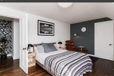 Large Room in Modern Granite Home - Peterculter - Huis