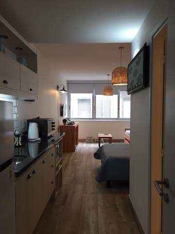 Lindo apartamento en ciudad vieja