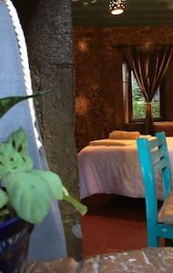 Private room in stone house - Guanajuato