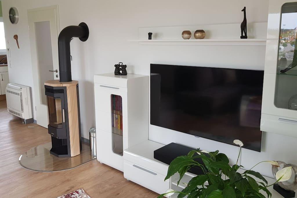 fewo am kanal mit sauna kamin max 10p wohnungen zur miete in leipzig sachsen deutschland. Black Bedroom Furniture Sets. Home Design Ideas