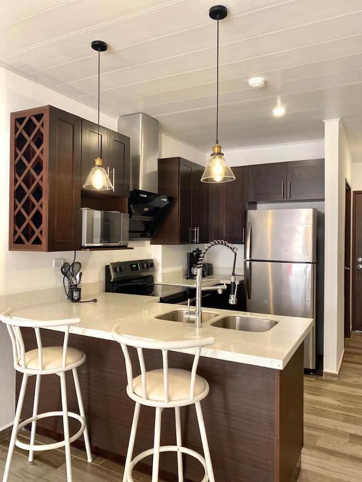 Apartamento lujoso para familias y empresarios