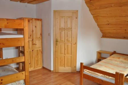 Štvorlôžková izba - Habovka - Bed & Breakfast