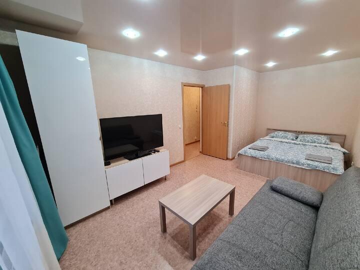 Апартаменты на Ленинградской 43
