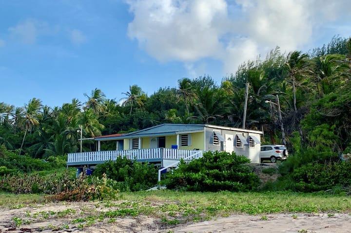 Beach House on East Coast