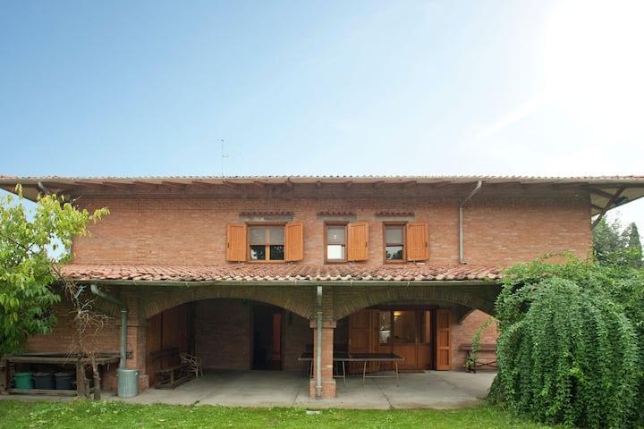 Villa Boutique vicino a Cesena con Sauna