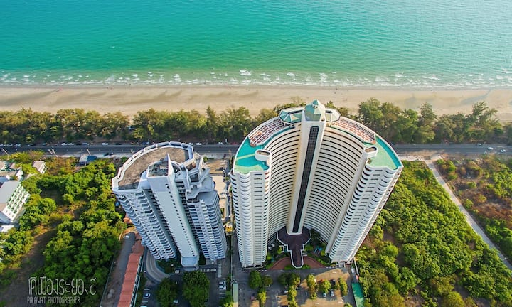 VIP Condochain Rayong - Condo with great sea view
