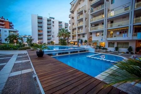 Bel appartement à côté de la plage - Salou